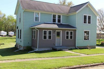 105 WASHINGTON ST, Fairwater, WI 53919 - Photo 1