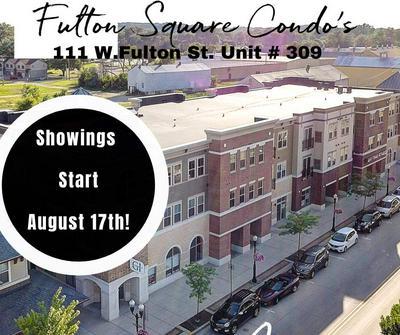 111 W FULTON ST UNIT 309, Edgerton, WI 53534 - Photo 1