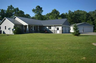 1773 COUNTY ROAD Z, Arkdale, WI 54613 - Photo 1