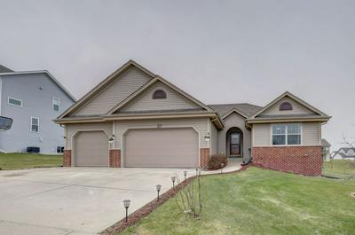 417 SARATOGA DR, Johnson Creek, WI 53038 - Photo 1