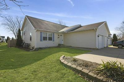 1124 HUBBELL ST, Marshall, WI 53559 - Photo 1