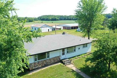 W5472 EMERSON RD, Lemonweir, WI 53948 - Photo 1