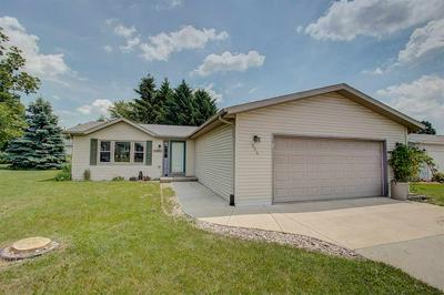 554 SPENCER DR, Evansville, WI 53536 - Photo 1