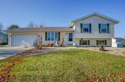521 INDIAN SUMMER RD, Marshall, WI 53559 - Photo 1