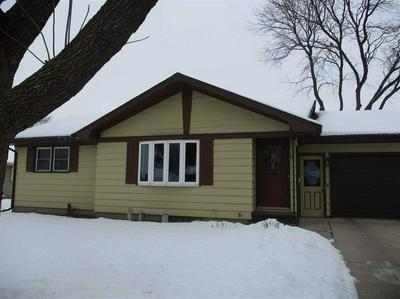 111 FRONTIER ST, Waupun, WI 53963 - Photo 1
