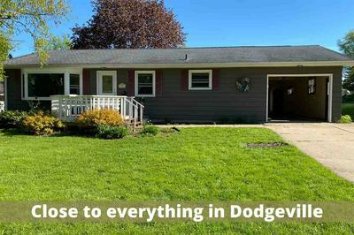129 E MADISON ST, Dodgeville, WI 53533 - Photo 2