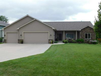 1041 FOREST VIEW CT, Lake Mills, WI 53551 - Photo 1
