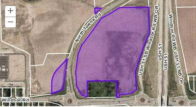 22.56 AC NORTH TOWNE RD, Windsor, WI 53598 - Photo 1