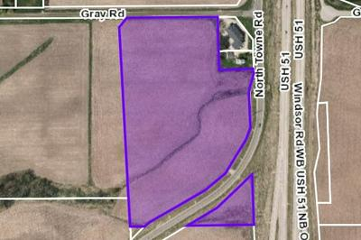 19.66 AC NORTH TOWNE RD/GRAY RD, Windsor, WI 53598 - Photo 1