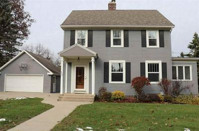 334 E HIGH ST, MILTON, WI 53563 - Photo 1
