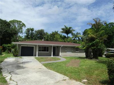 2552 COLUMBUS ST, Fort Myers, FL 33901 - Photo 1