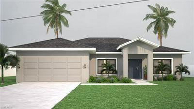 606 NW 38TH AVE, CAPE CORAL, FL 33993 - Photo 2