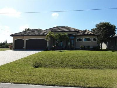 3332 NW 2ND TER, CAPE CORAL, FL 33993 - Photo 1