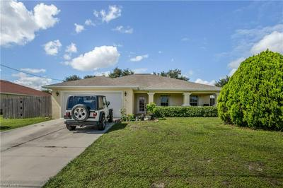 1017 CARL AVE, LEHIGH ACRES, FL 33971 - Photo 1