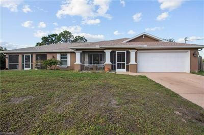 201 HAROLD AVE N, LEHIGH ACRES, FL 33971 - Photo 1