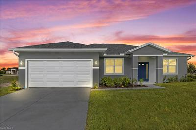 1606 NW 42ND PL, CAPE CORAL, FL 33993 - Photo 1
