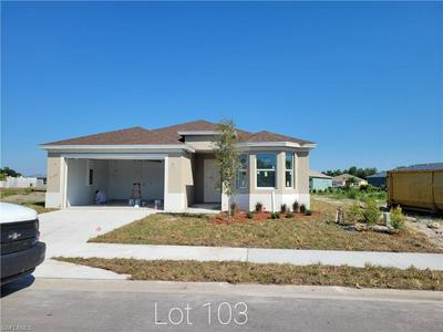 1105 HAMILTON ST, IMMOKALEE, FL 34142 - Photo 1