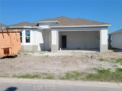 1153 HAMILTON ST, IMMOKALEE, FL 34142 - Photo 2