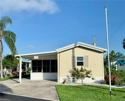 127 OVERLAND TRL, NORTH FORT MYERS, FL 33917 - Photo 1