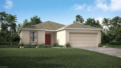 3814 19TH SW STREET, Lehigh Acres, FL 33905 - Photo 1