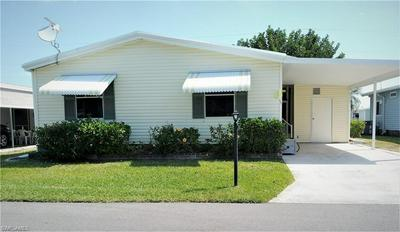 14510 NATHAN HALE LN, NORTH FORT MYERS, FL 33917 - Photo 1