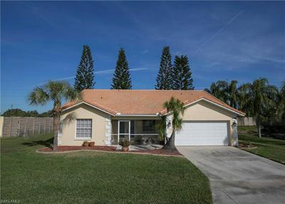 3780 SABAL SPRINGS BLVD, NORTH FORT MYERS, FL 33917 - Photo 1