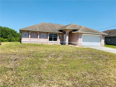 843 WOLVERINE ST E, Lehigh Acres, FL 33974 - Photo 1