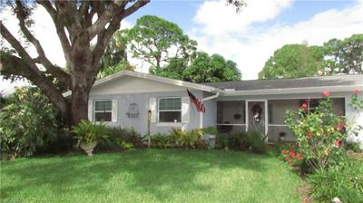 4586 TENNYSON DR, NORTH FORT MYERS, FL 33903 - Photo 1