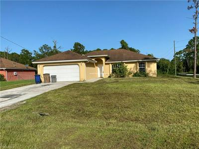 323 MCARTHUR BLVD, LEHIGH ACRES, FL 33974 - Photo 1