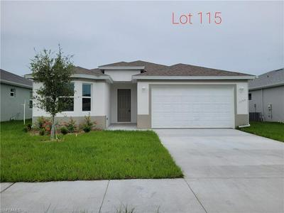 1153 HAMILTON ST, IMMOKALEE, FL 34142 - Photo 1