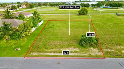 323 NW 2ND AVE, CAPE CORAL, FL 33993 - Photo 1
