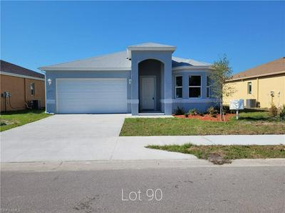 1031 HAMILTON ST, IMMOKALEE, FL 34142 - Photo 1