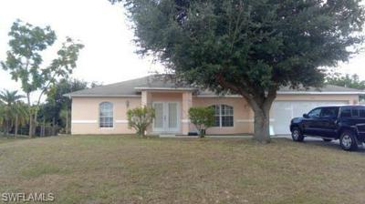 3729 14TH ST W, LEHIGH ACRES, FL 33971 - Photo 1
