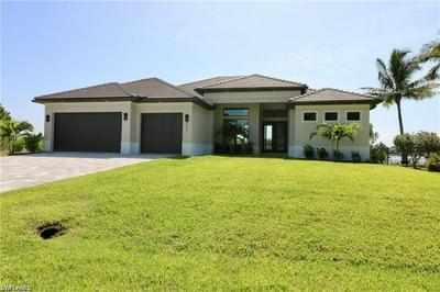 1718 NW 43RD AVE, CAPE CORAL, FL 33993 - Photo 1