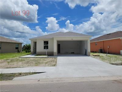 1081 HAMILTON ST, IMMOKALEE, FL 34142 - Photo 1
