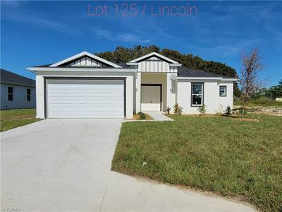 1367 LINCOLN CT, IMMOKALEE, FL 34142 - Photo 1