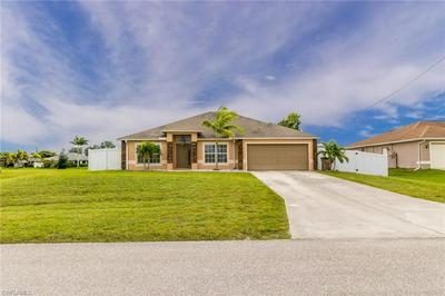 316 NW 19TH TER, CAPE CORAL, FL 33993 - Photo 1