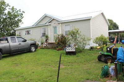535 N CORAL ST, CLEWISTON, FL 33440 - Photo 1