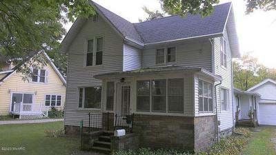 127 S WILLIAMS ST, Bellevue, MI 49021 - Photo 1