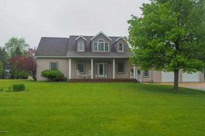 6591 OAK GROVE RD, Burlington, MI 49029 - Photo 1