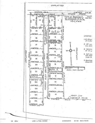7 S FOREST GLEN DRIVE, Rothbury, MI 49452 - Photo 1