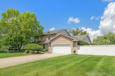 8718 LITTLE BEND CT, Middleville, MI 49333 - Photo 2