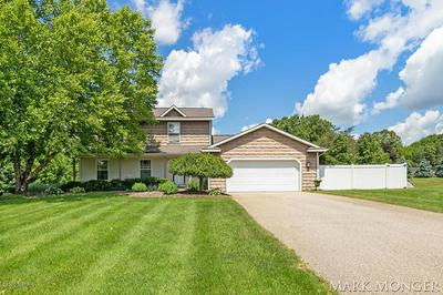 8718 LITTLE BEND CT, Middleville, MI 49333 - Photo 1