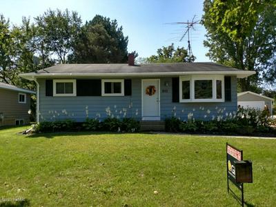 933 GREENWOOD ST, Middleville, MI 49333 - Photo 1