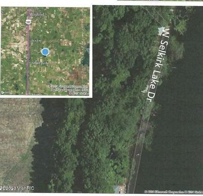 VL W SELKIRK LAKE DRIVE # LOT 004-00, Shelbyville, MI 49344 - Photo 1