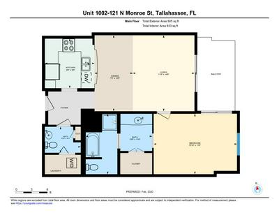 121 N MONROE ST APT 1002, TALLAHASSEE, FL 32301 - Photo 2