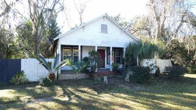 1205 W WASHINGTON ST, MONTICELLO, FL 32344 - Photo 1