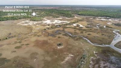 LOT 15 SEABREEZE ROAD, PERRY, FL 32348 - Photo 2