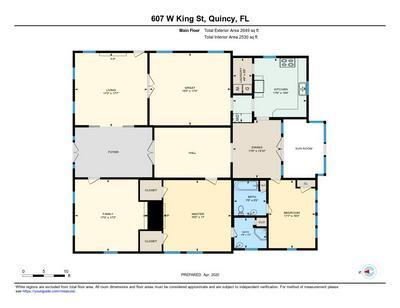 607 W KING ST, QUINCY, FL 32351 - Photo 2