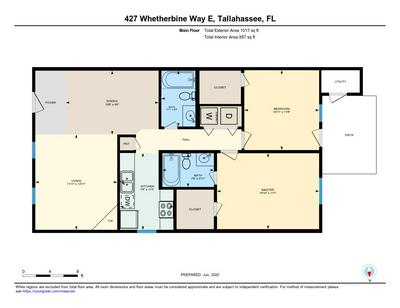 247 WHETHERBINE WAY E, TALLAHASSEE, FL 32301 - Photo 2